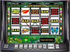 Игровой автомат Лягушки ( Fairy Land 2 )