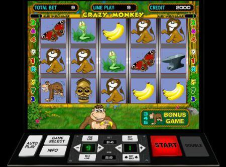 Monkey / Игровые автоматы онлайн / игровые ...