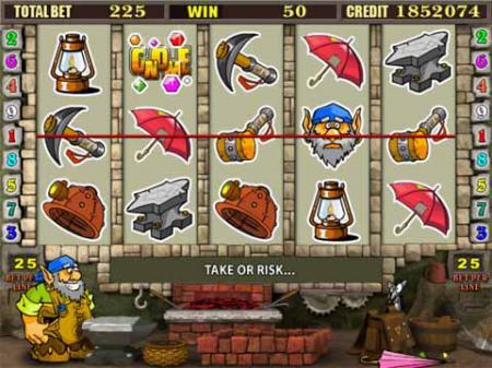 Игровой автомат Гном играть бесплатно ...