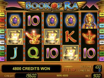 Book of Ra - бесплатный игровой автомат ...