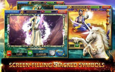 Скачать игровые автоматы Slots: Journey of Magic