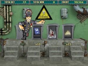 Игровой автомат Резидент (Resident, Сейфы ...