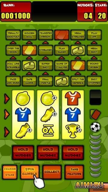 Игра Игровой автомат для nokia 5230, 5800, 5530 ...