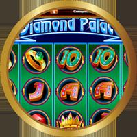 Игровой автомат Diamond Palace с щедрыми ...