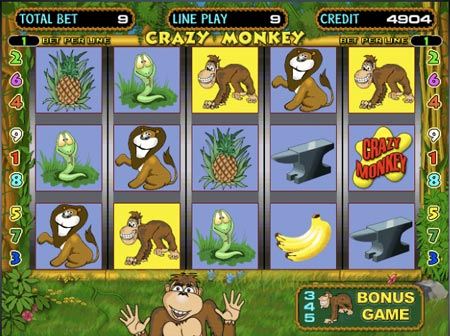 Слот crazy fruits game free - бесплатные игровые ...