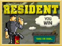 resident игровой автомат скачать