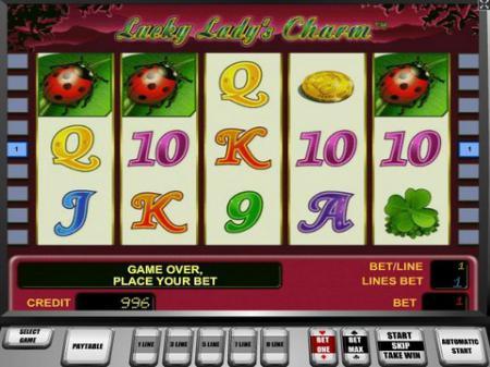 Lacky lady charm игровой автомат скачать