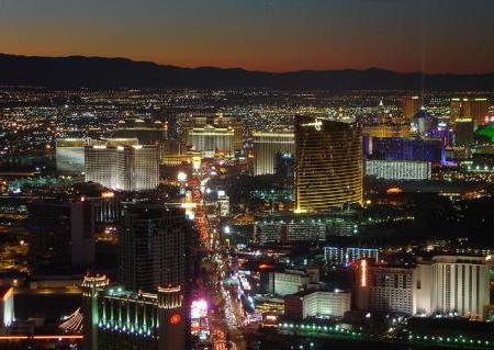 Лас Вегас - город казино / Лас Вегас