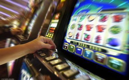 ... игровые автоматы в клубе Вулкан