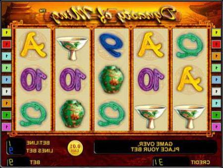 Игровой автомат Ming Dynasty