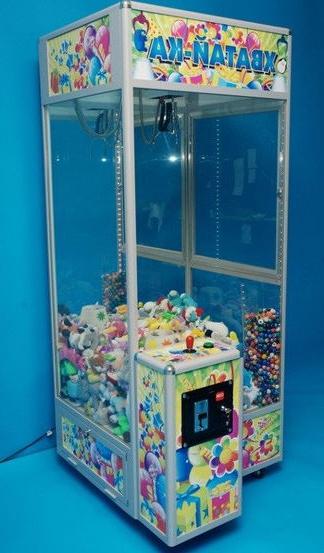 Игровой аппарат кранмашина