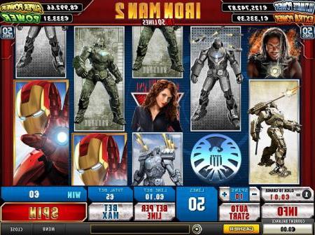 Iron Man 2 50 Lines – Прогрессивный Iron Man 2