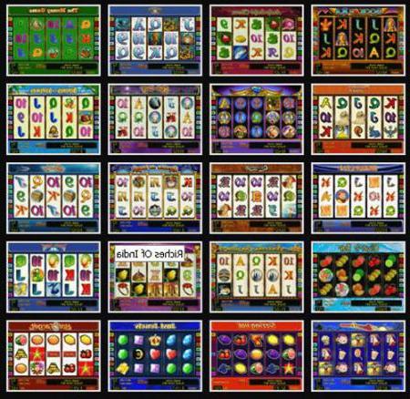 Игровые автоматы - играть онлайн