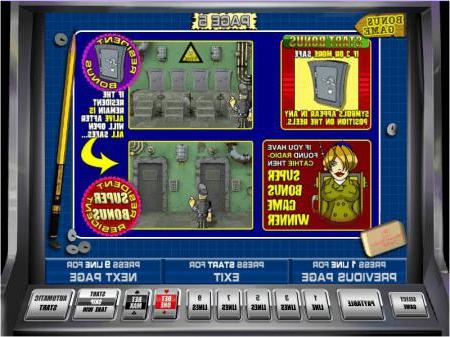 Игровой автомат Resident (Резидент, Сейфы ...