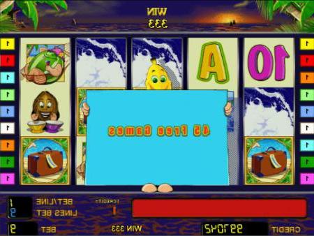 Игровой автомат Бананы (Bananas go Bahamas ...