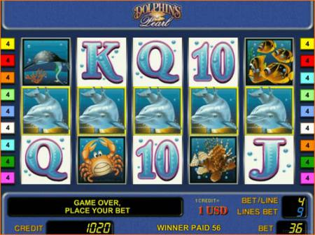 игровые автоматы гаминатор dolphins ...