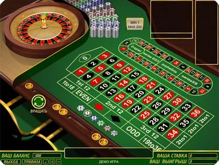 Игровой зал онлайн казино