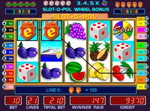 Игровые автоматы Megajack Slotopol