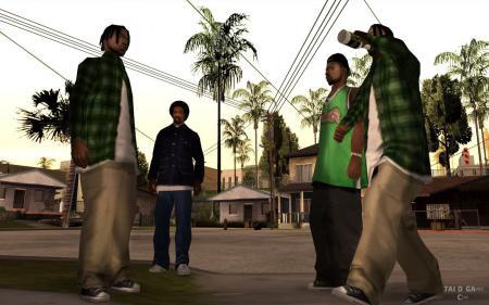 Бесплатно скачать игру GTA: San Andreas через ...
