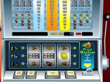 Игровой автомат Фруктовый слот играть ...