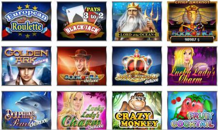 игровые автоматы играть онлайн слоты