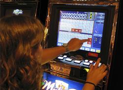 Игровые автоматы. Азарт и риск