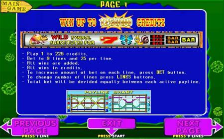 Виртуальные игровые автоматы лягушка