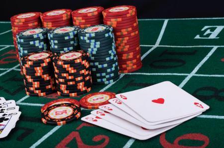Открытие нового казино (4 фото)