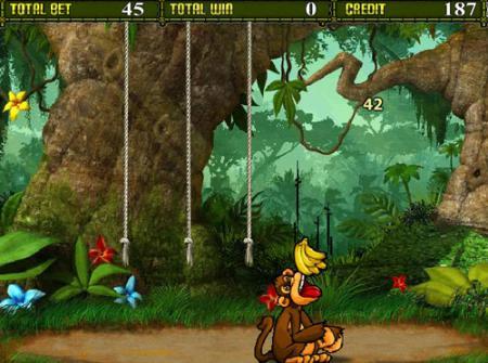 Игровой автомат Crazy Monkey онлайн, играть ...