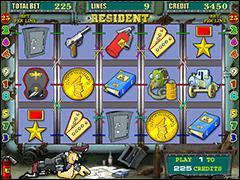 эмулятор игрового автомата резидент