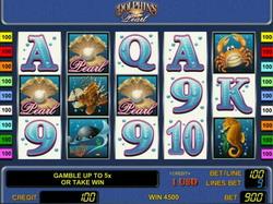 Игровой автомат Dolphin's pearl (Дельфины ...