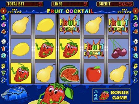 Crazy Fruits - играть бесплатно в игровой ...