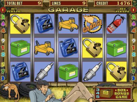Гараж (Garage) - бесплатный игровой ...