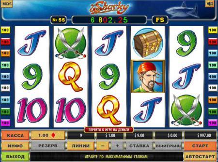Играть онлайн бесплатно в слот игру алькатрас