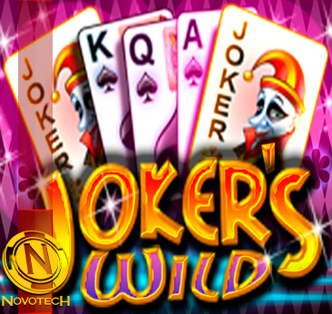 Игровой автомат видео-покера Joker Wild