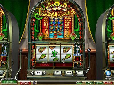 Игровые автоматы (слоты)