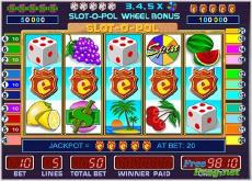 Игровой автомат Ешки (SLOT-O-POL)