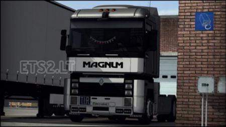 """ETS 2 """"Renault Integral 390"""""""