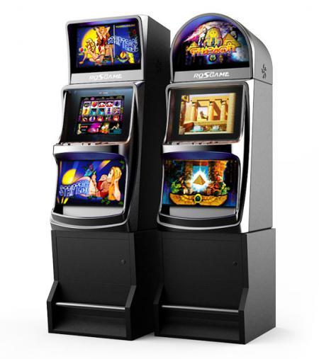 Игровые автоматы (машины слота ...