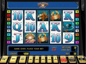 Игровой автомат Дельфин — это один из ...