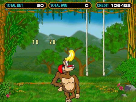 игровой аппарат обезьянки играть бесплатно без регистрации