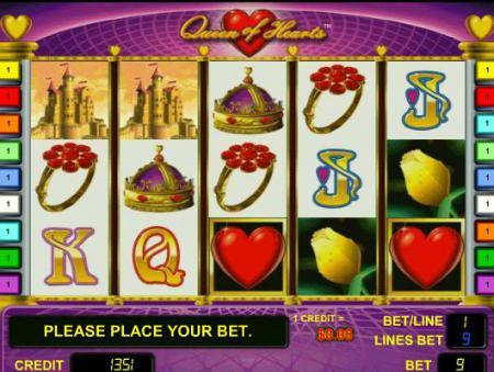 Queen of Hearts / Игровые автоматы онлайн ...