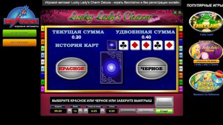 Игровой автомат Lucky Ladys Charm Deluxe