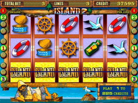 Игровые автоматы Island 2 максимальная ...