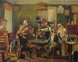 Великие азартные игроки Российской ...