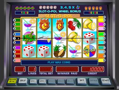 Играть на деньги в казино GAMINATOR
