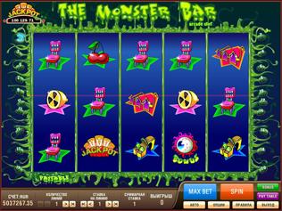 Игровые автоматы бесплатно | Слот Monster ...