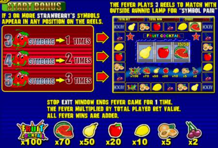 Спец игра в онлайн автомате клубнички