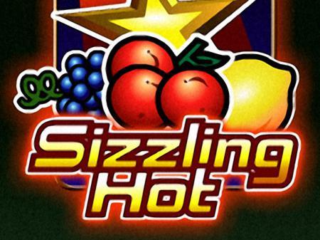 Игровые автоматы Sizzling Hot новый игровой ...