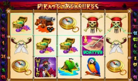 игровые автоматы пираты онлайн